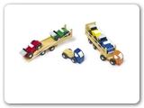 Nr. katalogowy: 7663 Wymiary: 16x5 cm 2 ciężarówki